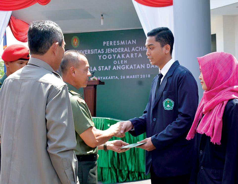 Program Beasiswa Jenderal Achmad Yani (JAYA)