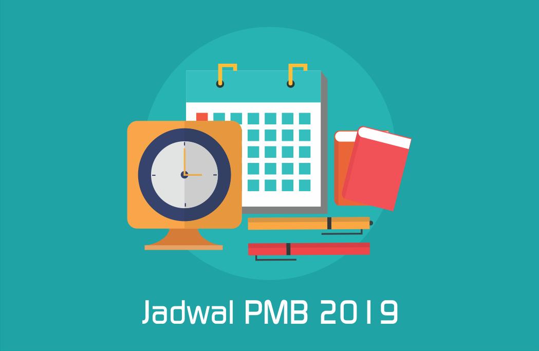Jadwal Penerimaan Mahasiswa Baru 2019