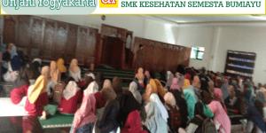 (Unjani Yogyakarta) hadir di SMK SEMESTA BUMIAYU